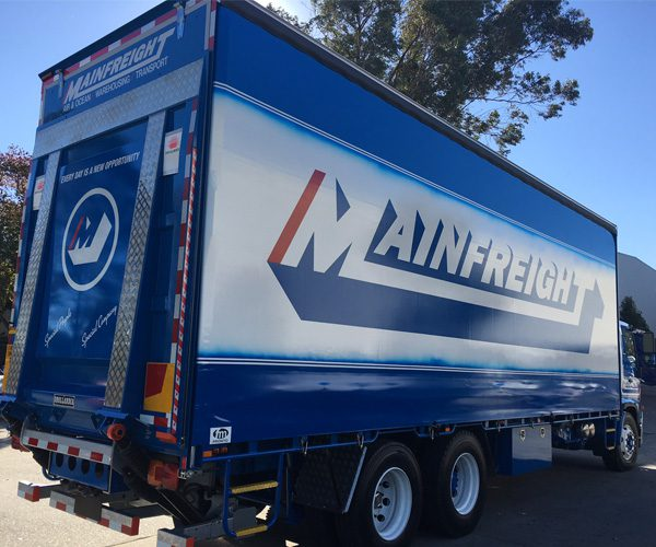 Fleetmark Truck Curtains Are Custom Built For Each Vehicle To Provide Fit And Durability In The Harsh Australian Environment