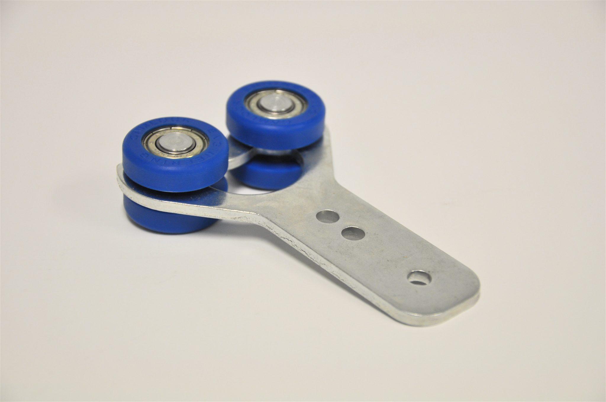 Easy Glide Double Bearing Roller Fleetmark